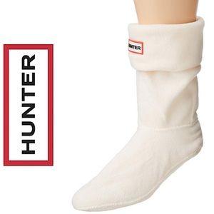 NWB Hunter Fleece Boot Socks (Short)